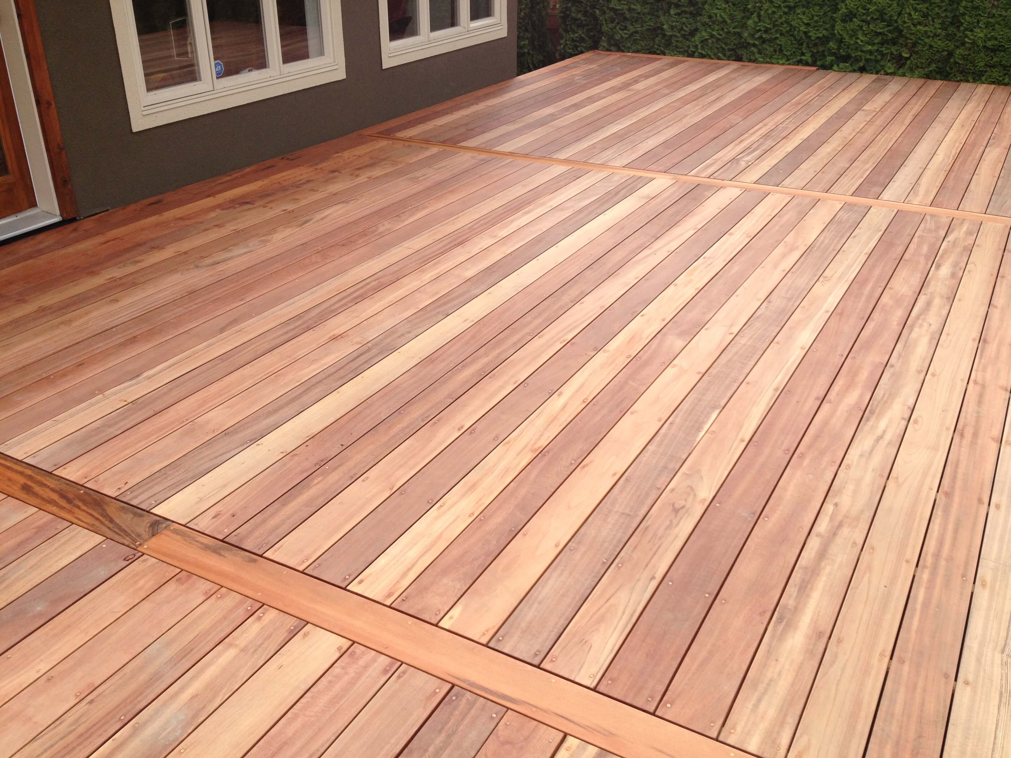 Tigerwood Decking | Deck Railing Materials | Best Wood for Decking Material