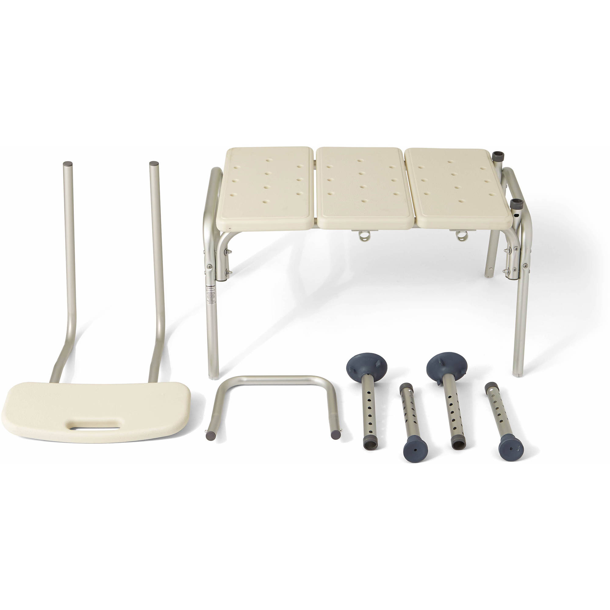 Transfer Tub Bench | Transfer Bench for Clawfoot Tub | Bathroom Transfer Bench