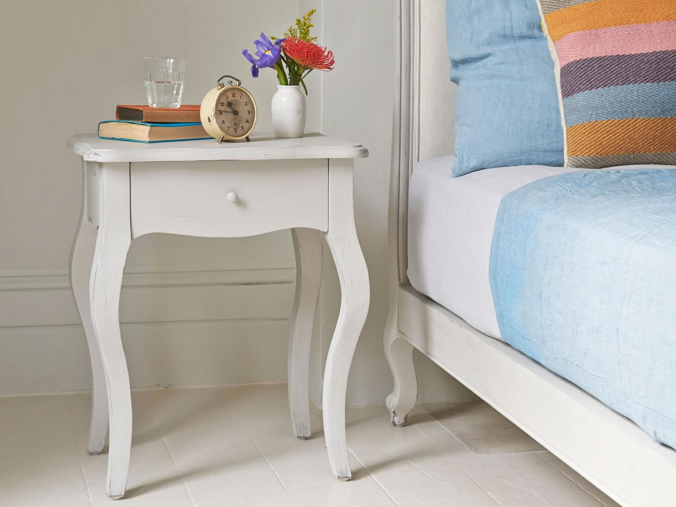 Trendy Bedside Tables | Designer Nightstands | Modern Bedside Tables