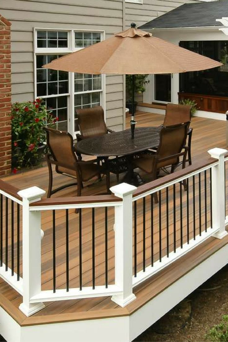Trex Composite Wood | How to Install Pvc Decking | Installing Composite Decking
