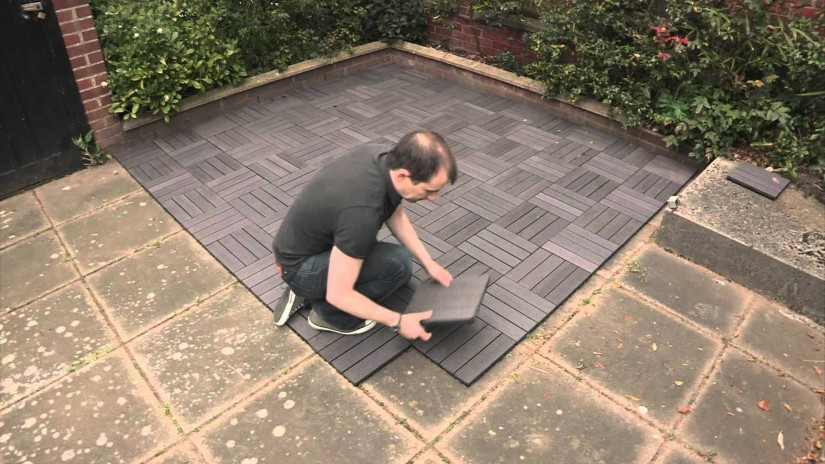 Trex Deck Installation | Installing Composite Decking | How To Install Pvc Decking