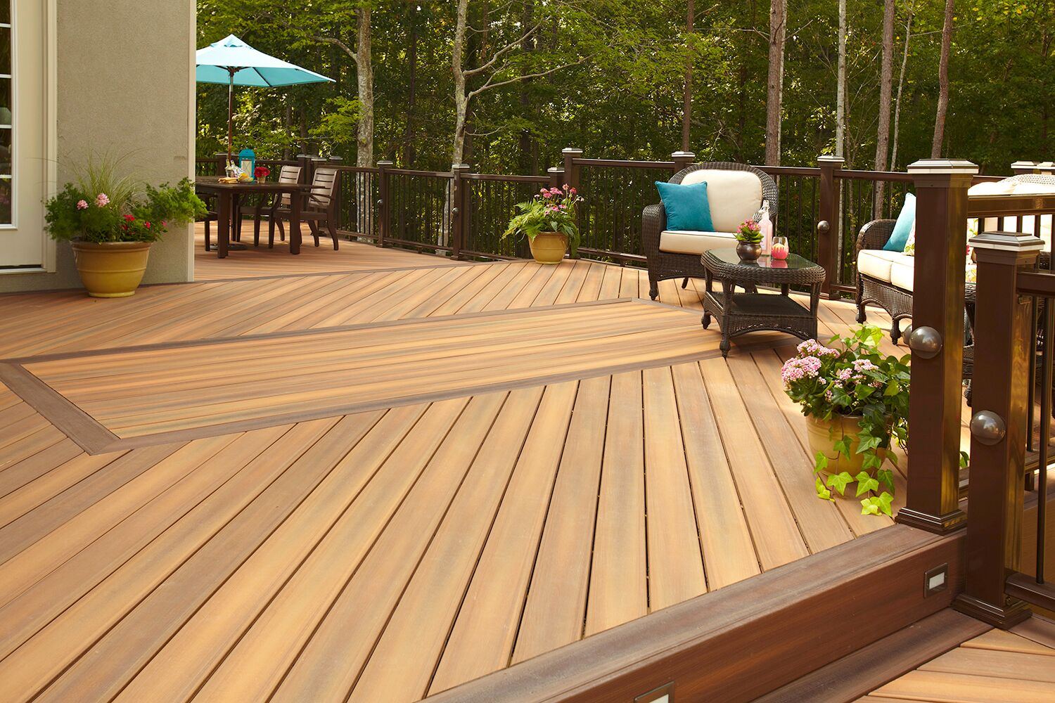 Trex Decking Home Depot | Veranda Composite Decking | Composite Decking at Home Depot