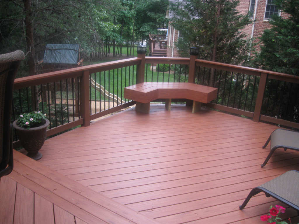 Trex Decking Installation | Fiber Composites Llc | Veranda Composite Decking