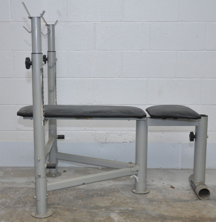 Used Workout Bench | Powerhouse Weight Bench | Weight Lifting Bench