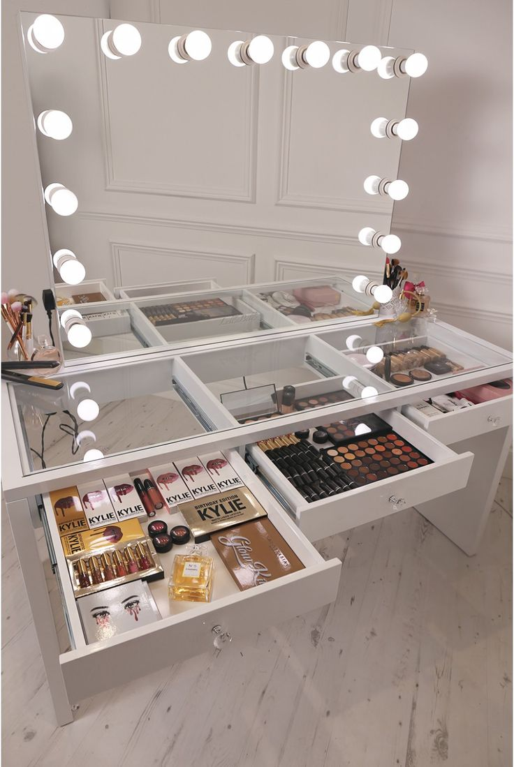Vanity Mirror Cheap | Hollywood Vanity Mirror with Lights | Hollywood Style Makeup Vanity