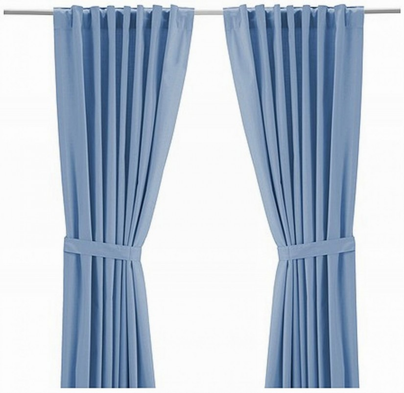Velvet Drapes Ikea | Ikea Ritva | 10 Ft Curtains