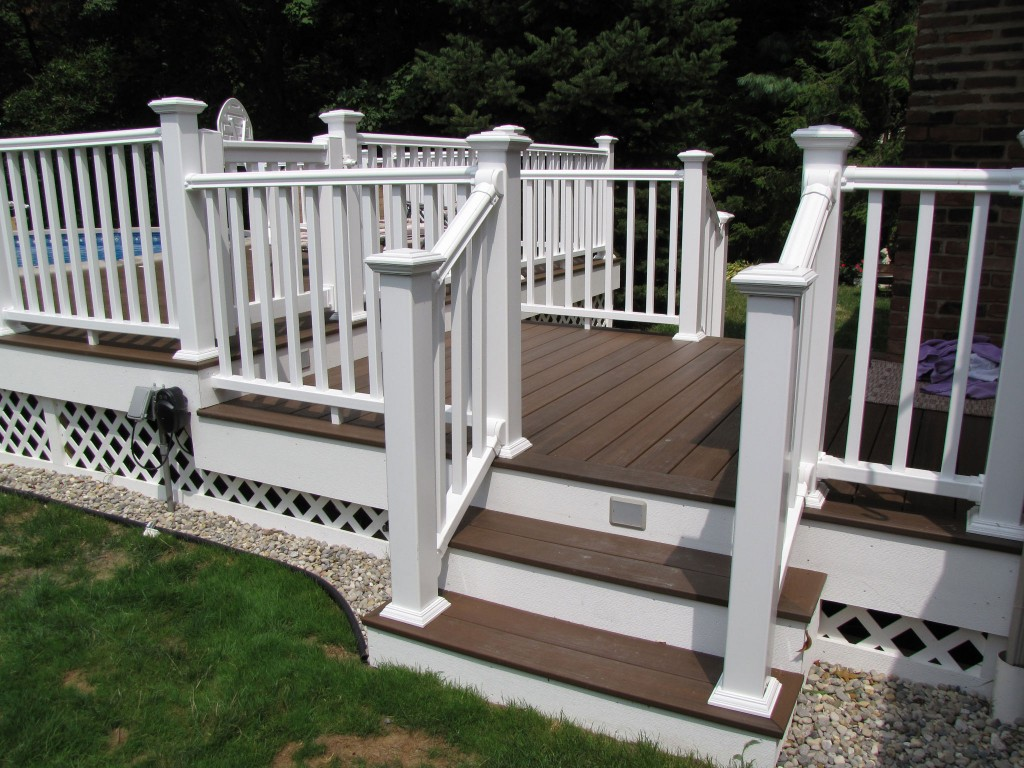 Veranda Composite Decking | Composite Railing System | How to Install Composite Decking