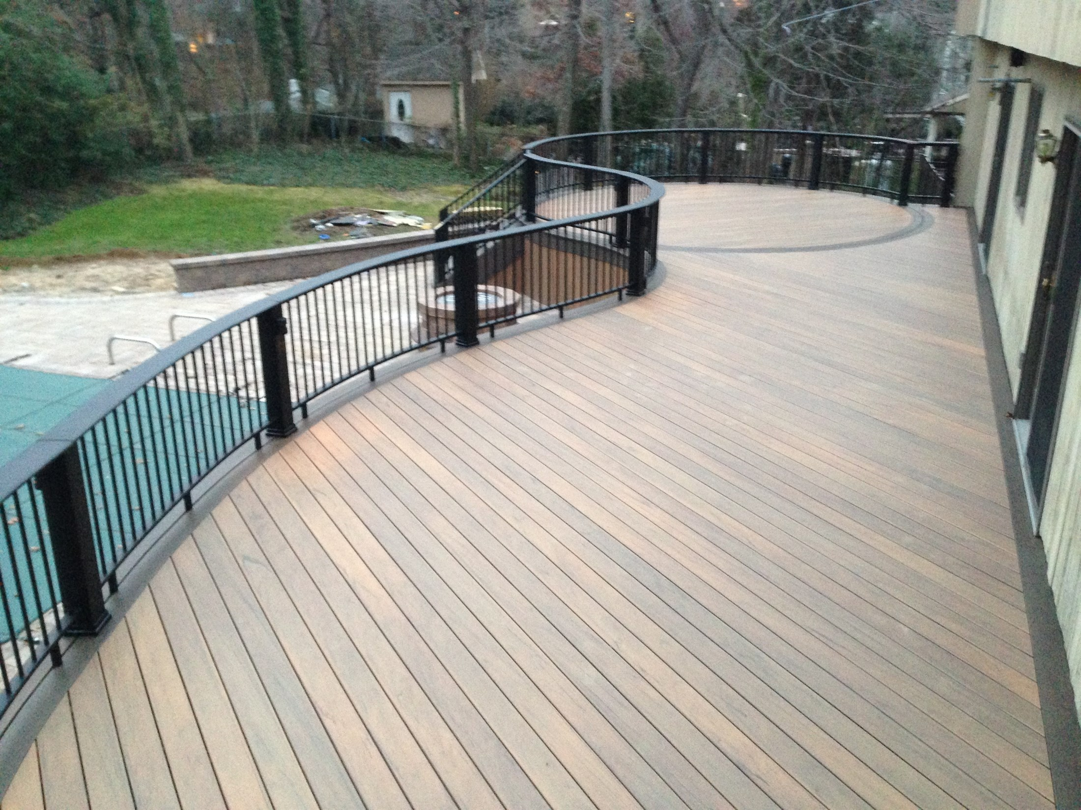 Veranda Composite Decking | Fiberon | Deck Clips Home Depot