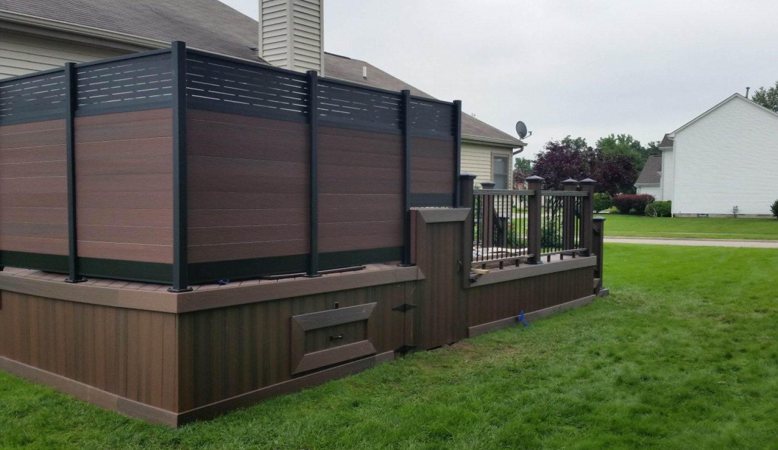 Veranda Composite Decking | Veranda Composite Fencing | Home Depot Composite Decking