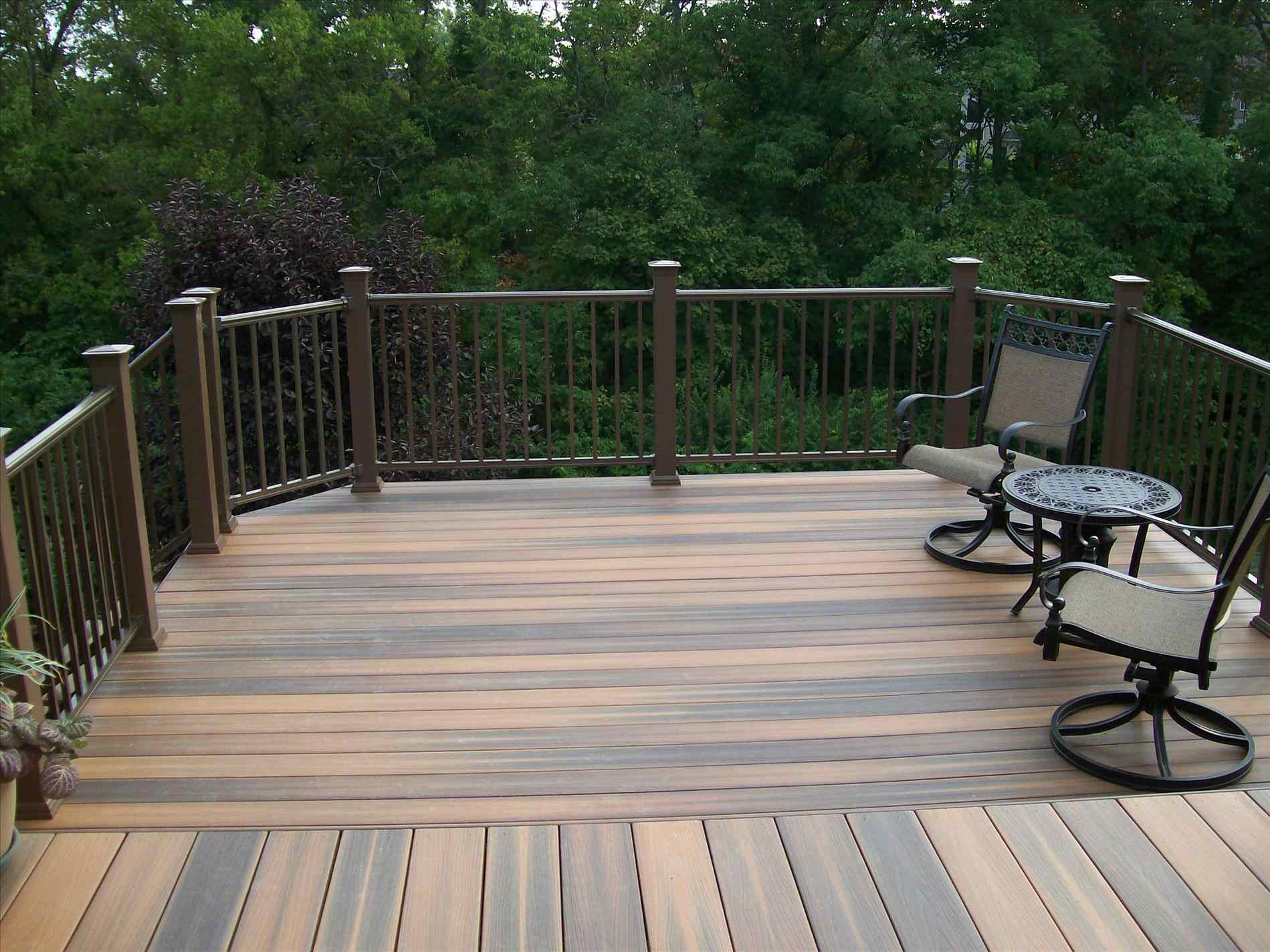 Veranda Composite Decking | Veranda Composite Railing | Home Depot Deck Railing Kit