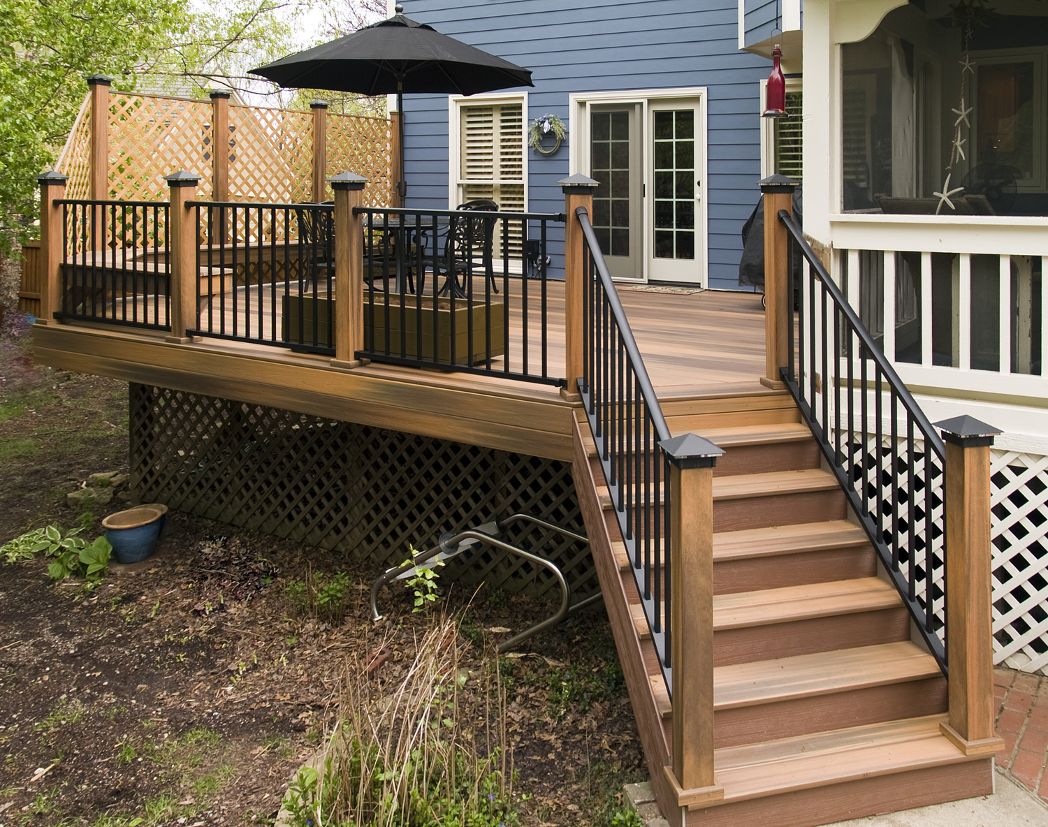 Veranda Composite Decking | Veranda Deck Railing Systems | Veranda Composite Decking Colors