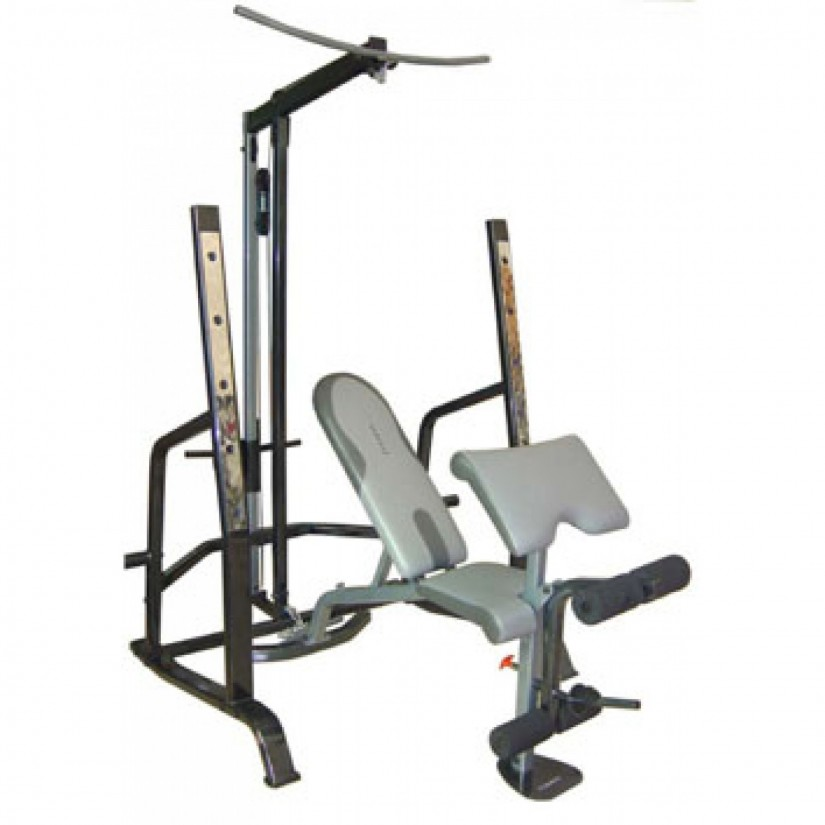 Weight Bench And Weight Set | Weight Bench Set Academy | Powerhouse Weight Bench