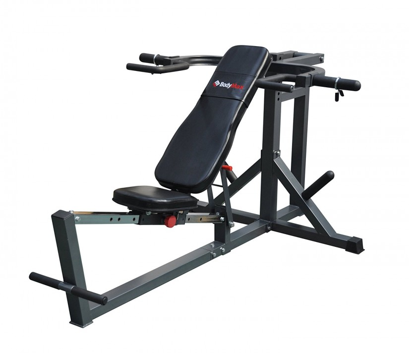 Weight Bench Set Academy | Powerhouse Weight Bench | Portable Workout Bench