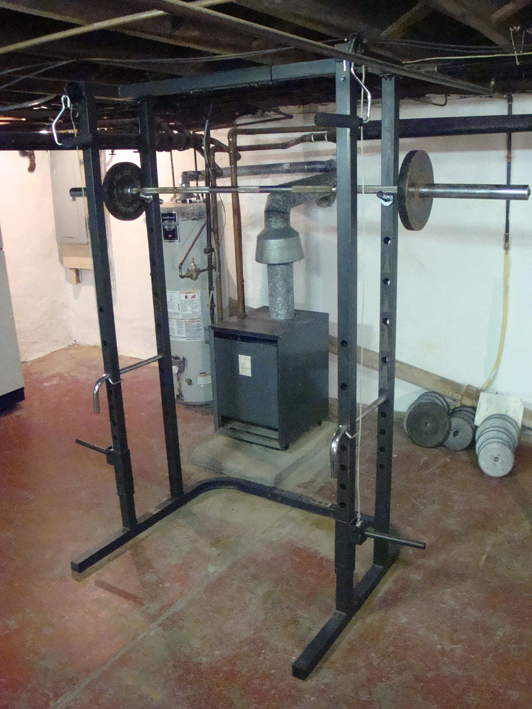 Weight Bench Squat Rack Combo | at Home Squat Rack | Squat Rack for Sale