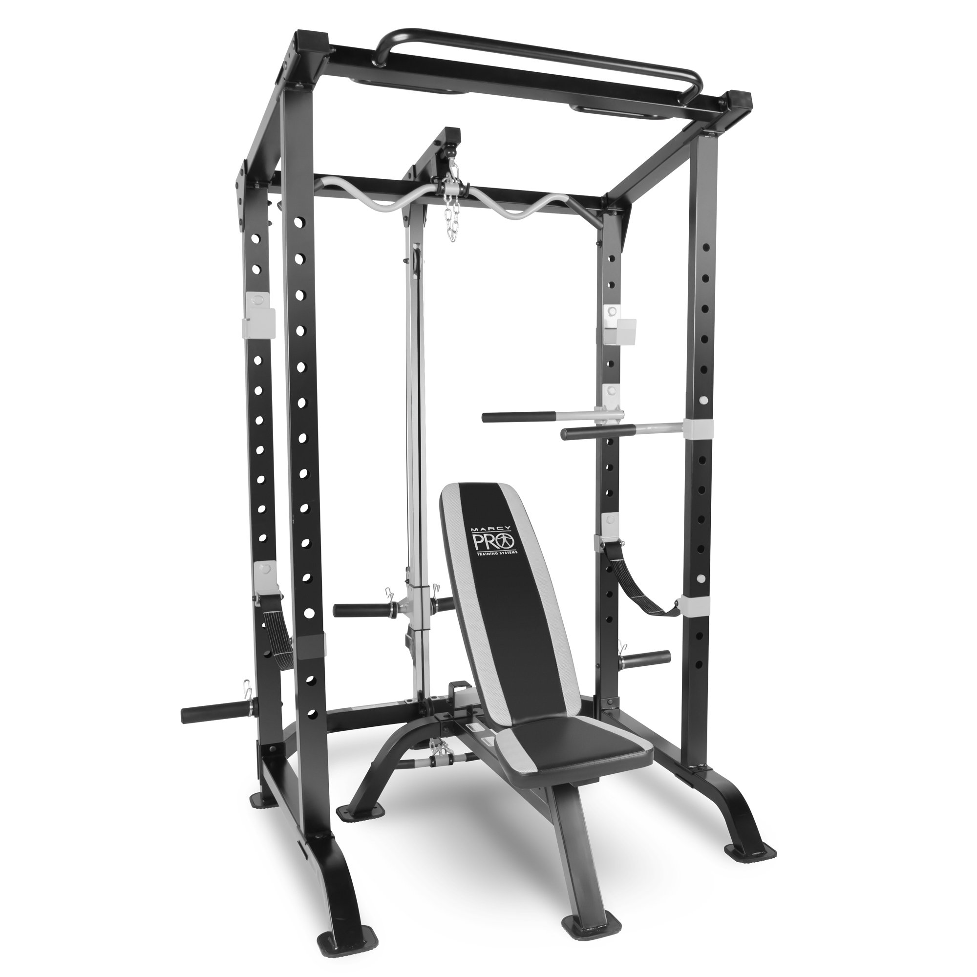 Weight Bench with Weight Set | Powerhouse Weight Bench | Workout Benches