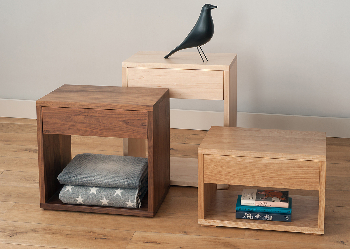West Elm Bedside Table | Dwr Coffee Table | Modern Bedside Tables