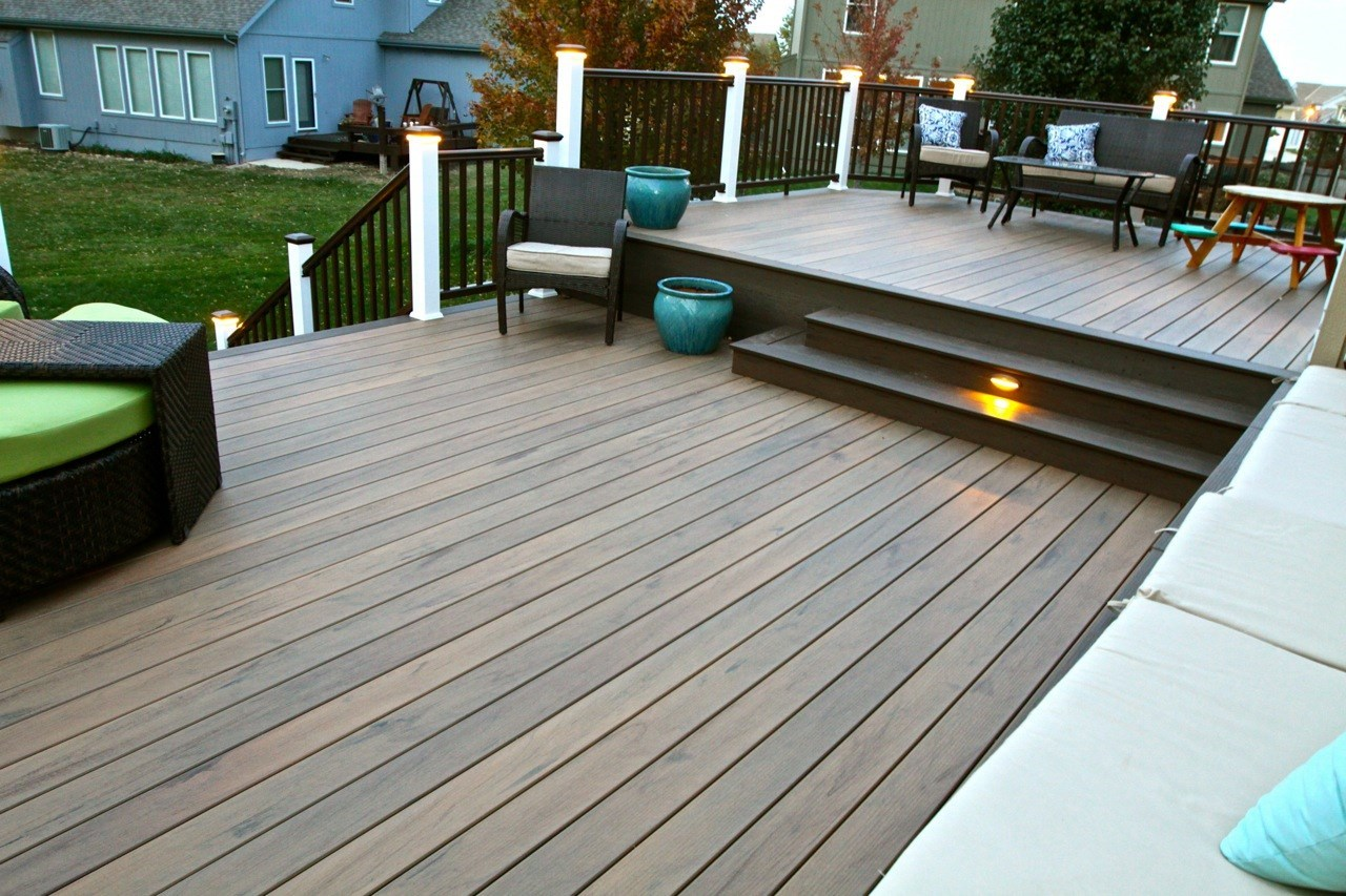 What Is The Best Decking Material | Tigerwood Decking | Types of Wood for Decking