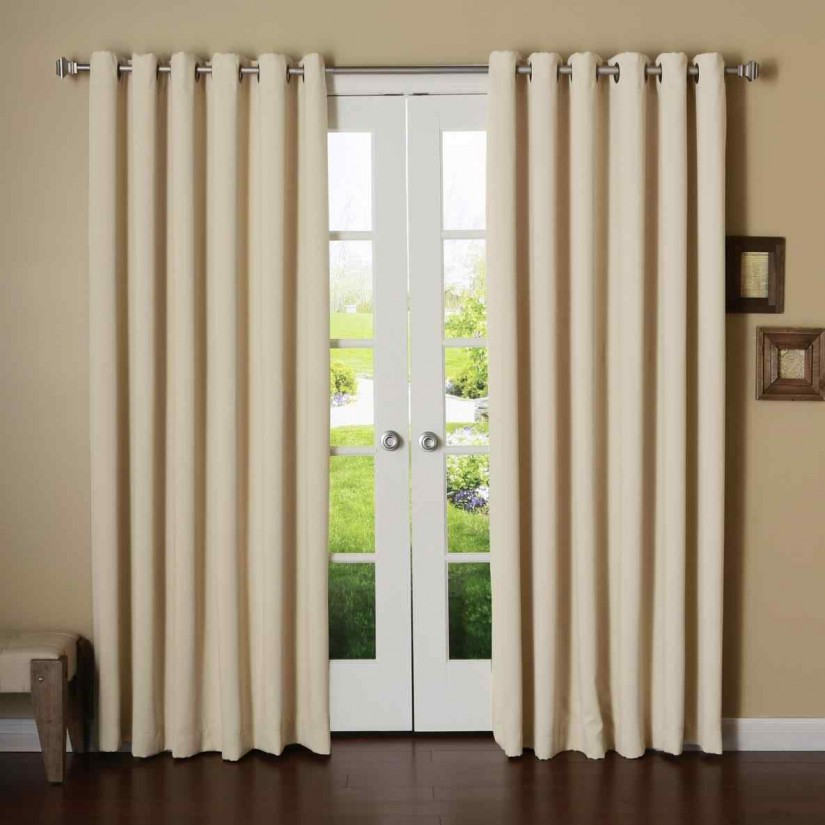 White Backed Curtains | Thermal Insulated Curtains | Buy Thermal Curtains