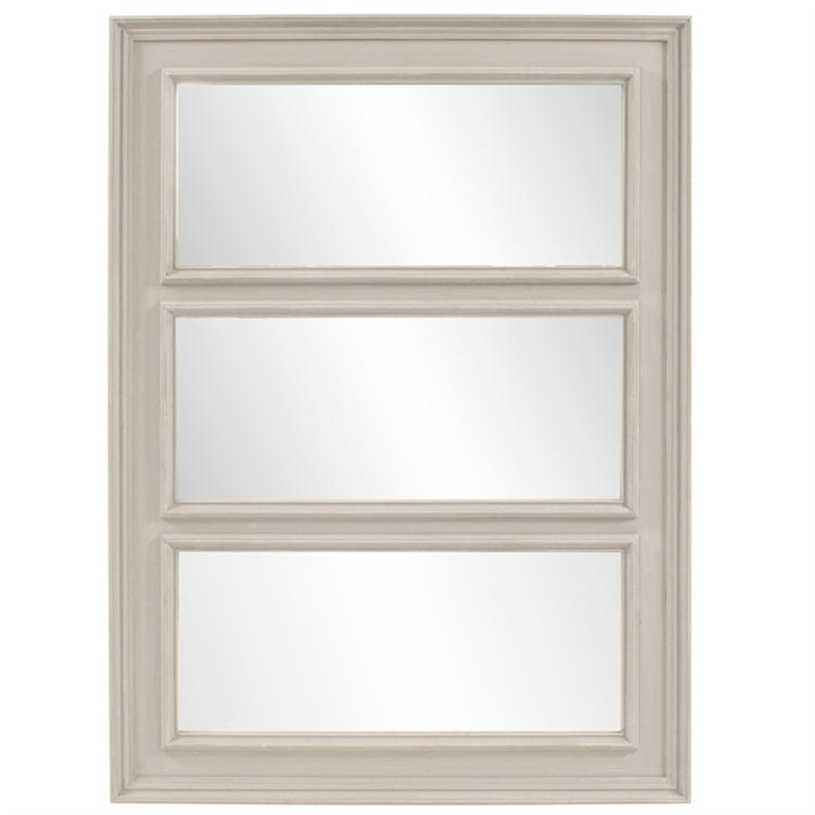 Windowpane Mirror | Ballard Mirror | Six Pane Window Frame
