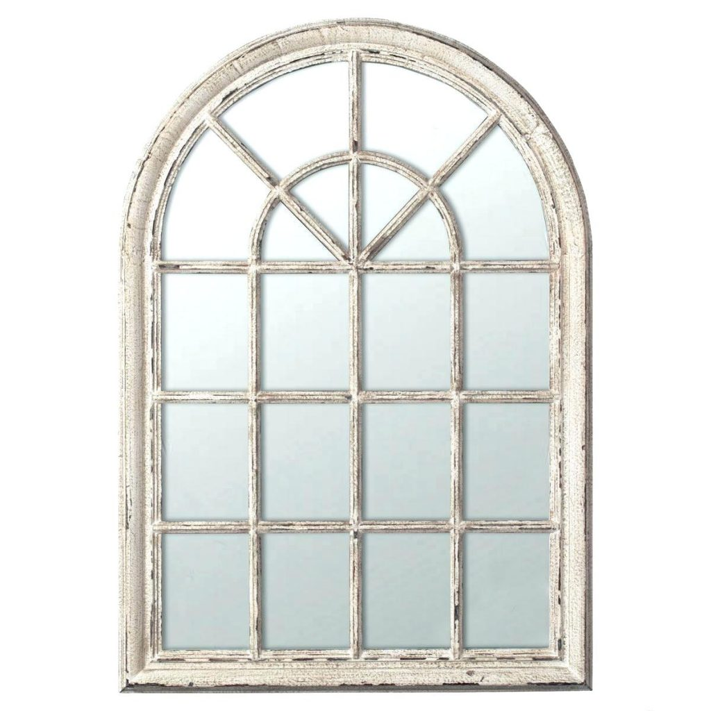 Windowpane Mirror | Moroccan Wall Mirror | Window Pane Mirror Pottery Barn