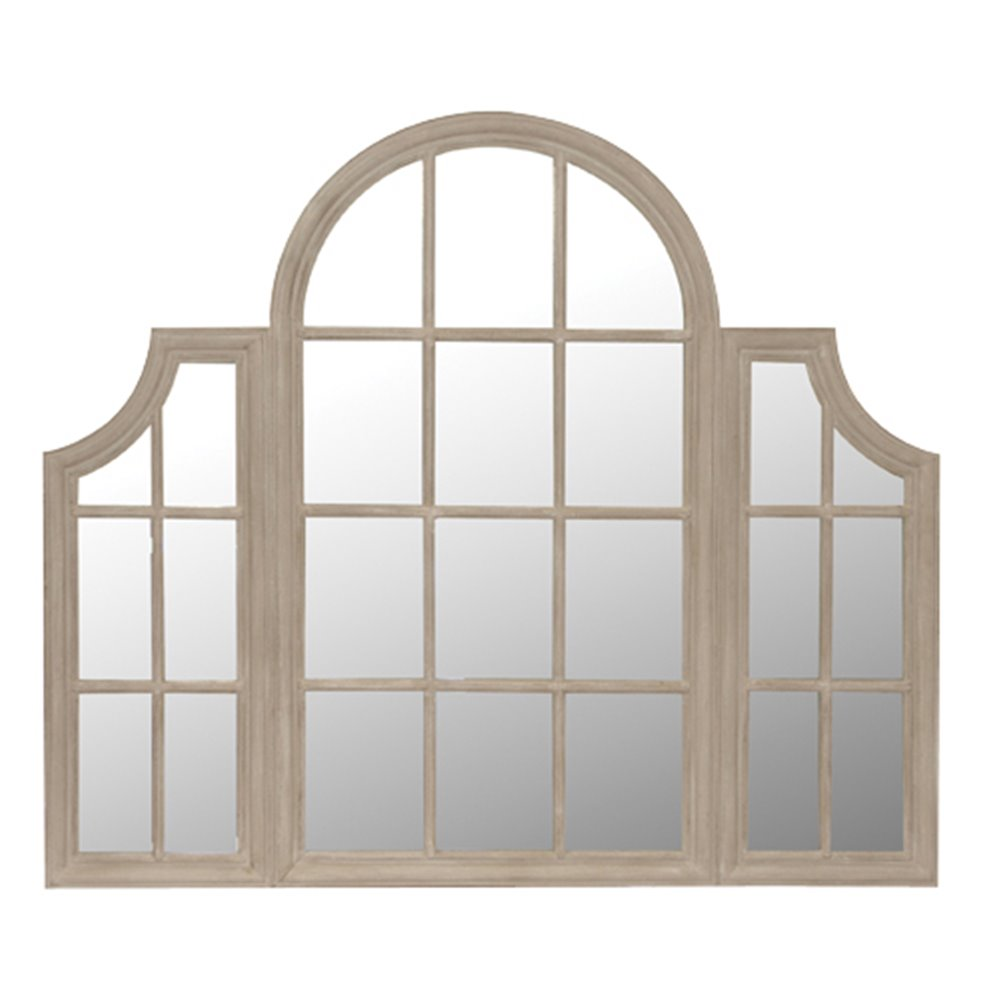 Windowpane Mirror | Small Window Pane Mirror | Decorative Full Length Mirror