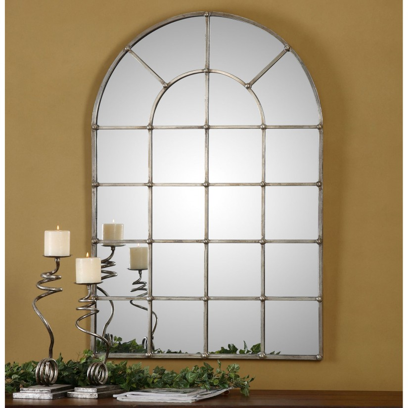 Windowpane Mirror | Wall Mirrors At Target | Paned Mirror