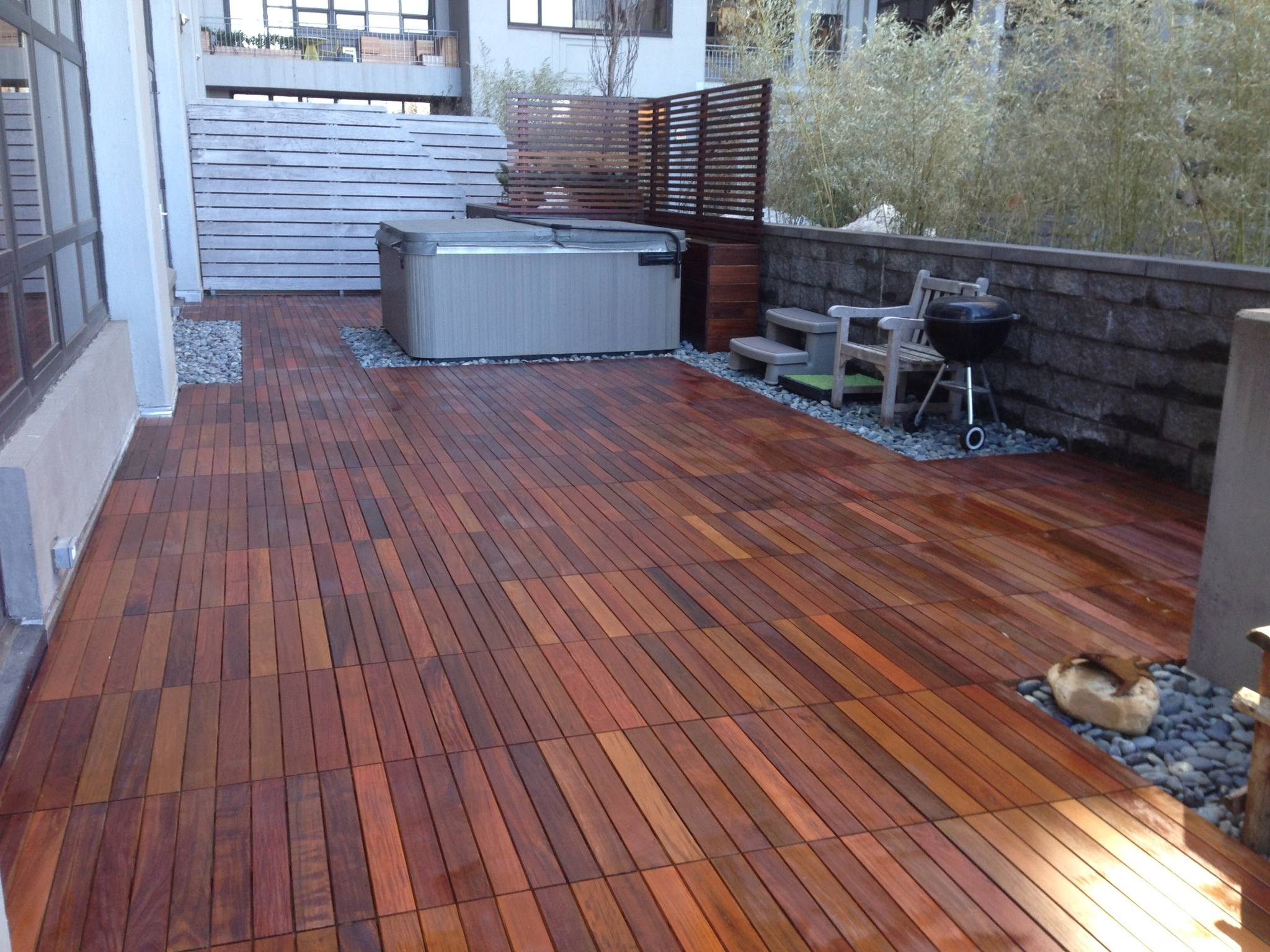 Interlocking Deck Tiles Home Depot Decks Best Outdoor Home Design Ideas With Ipe Deck Tiles