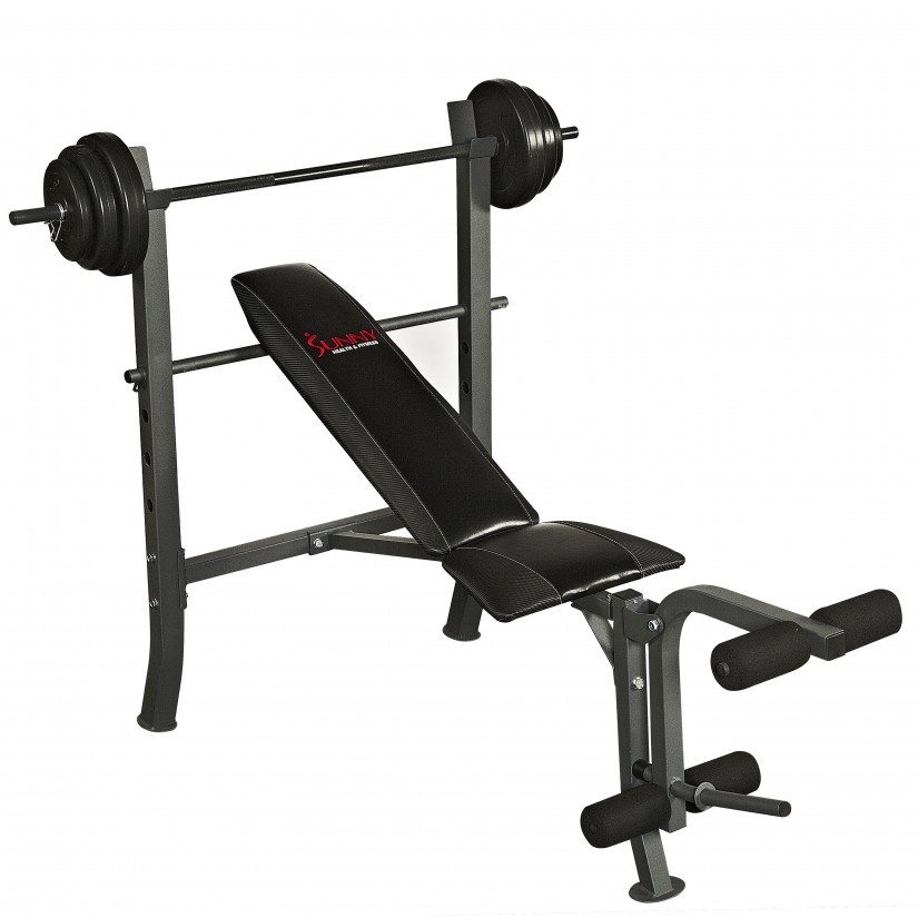 Workout Bench And Weight Set | Craigslist Weight Bench | Cheap Olympic Bench Press