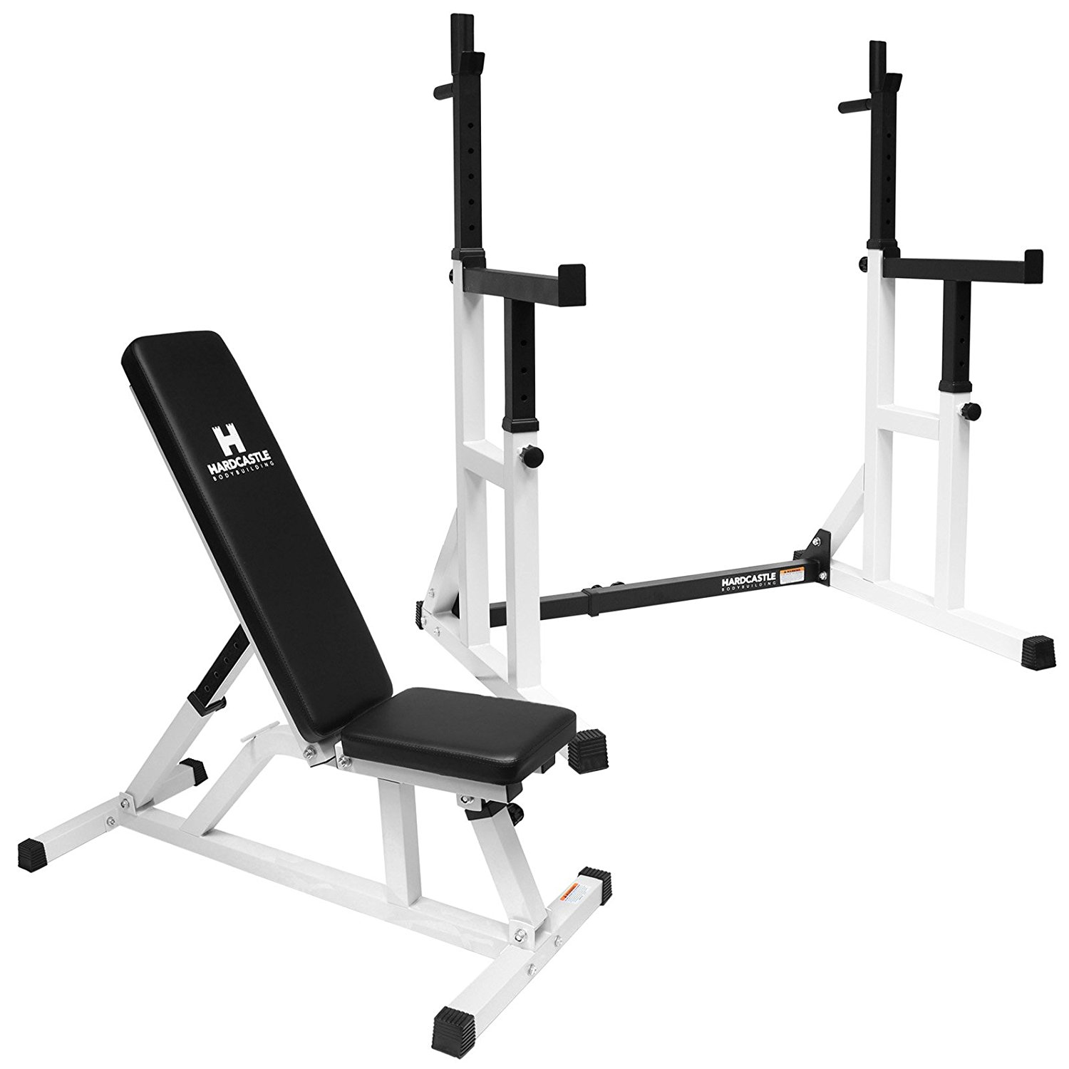 Workout Bench Set | Incline Decline Weight Bench | Powerhouse Weight Bench