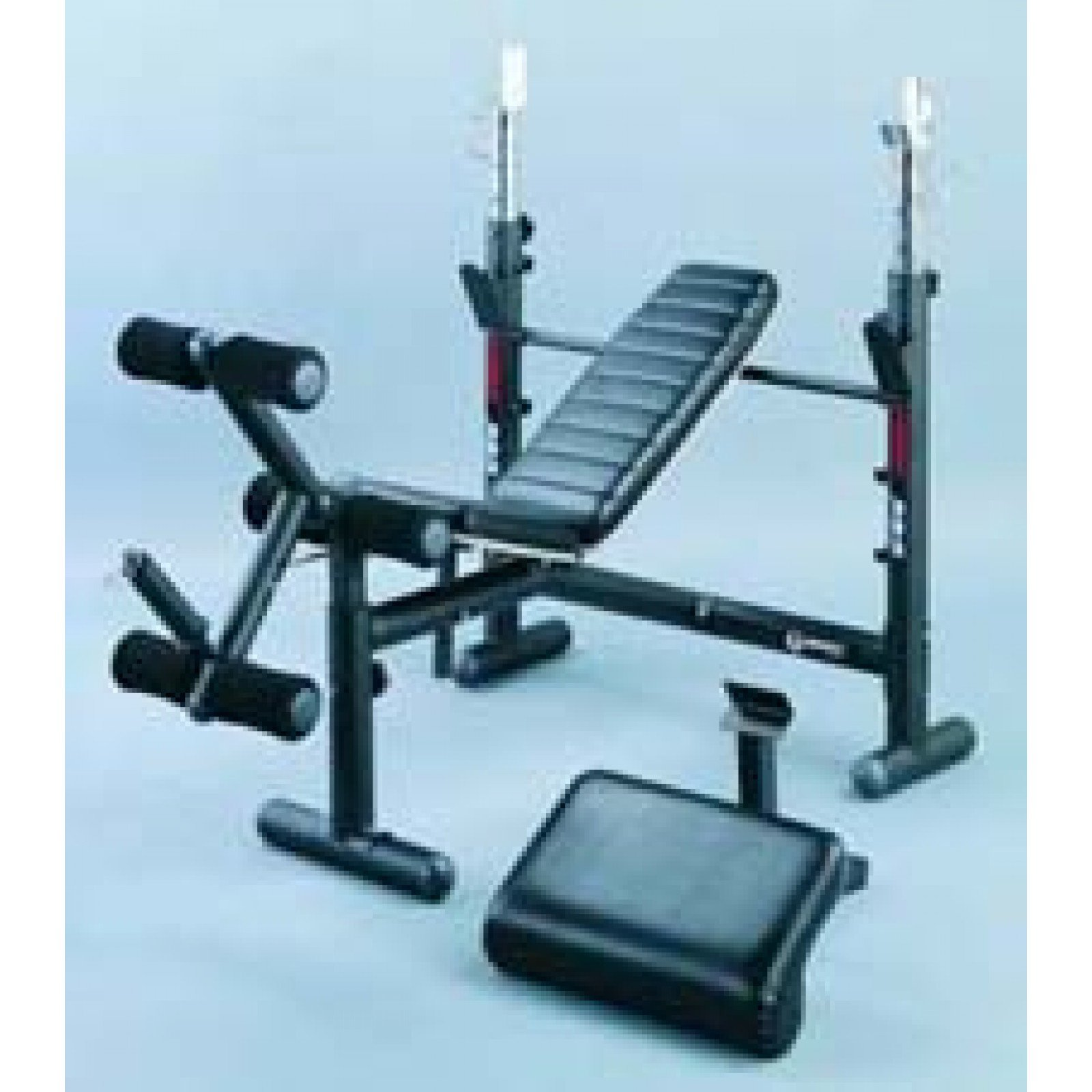 Workout Bench Set | Powerhouse Weight Bench | Workout Benches with Weights