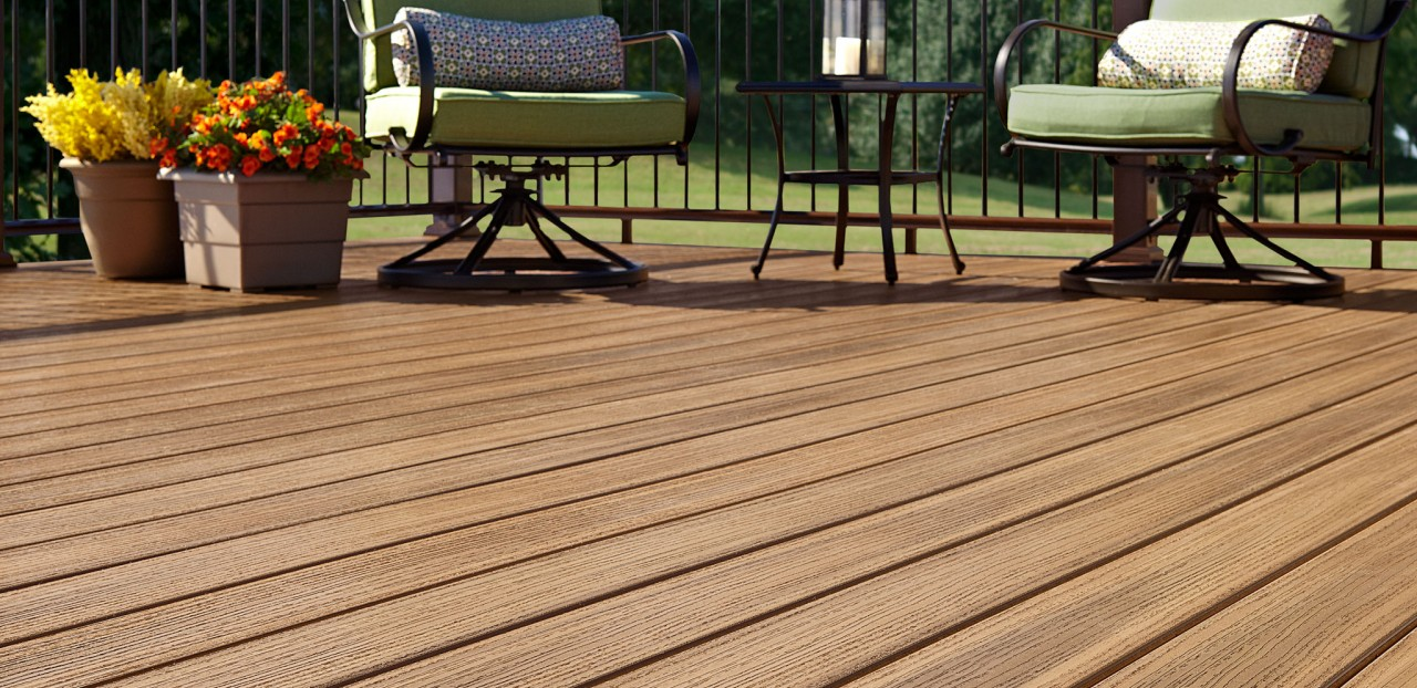 Wpc Decking | Home Depot Fences | Veranda Composite Decking