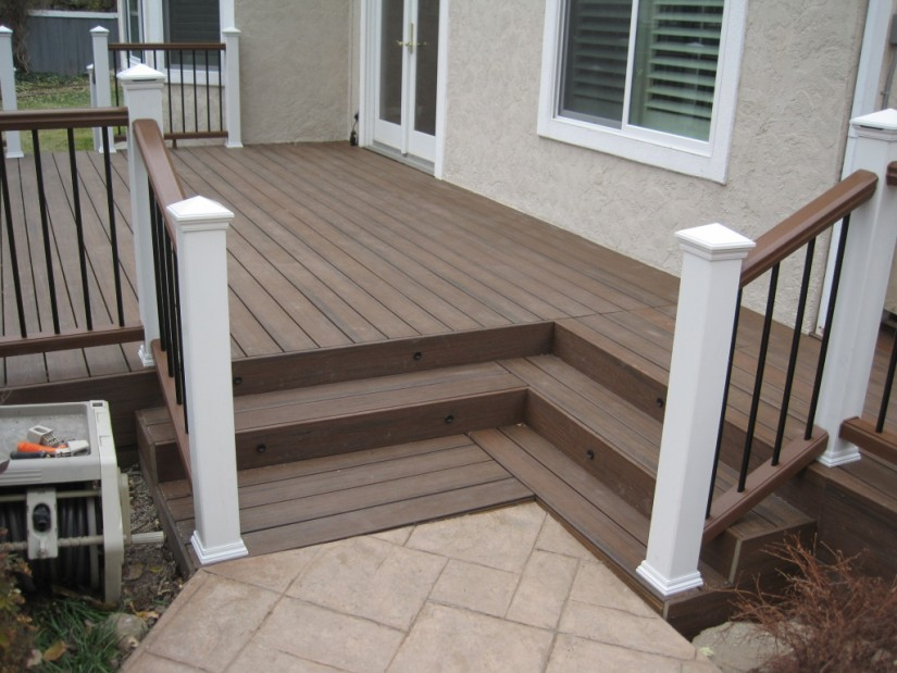 Wpc Decking | Veranda Railing Installation | Veranda Composite Decking