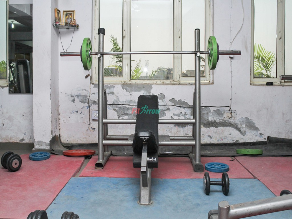 Youth Weight Bench | Powerhouse Weight Bench | Weight Lifting Bench