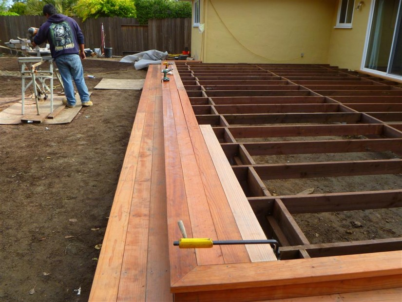 2 Step Stair Stringer | Build Deck Stairs | How To Build Deck Steps Without Stringers