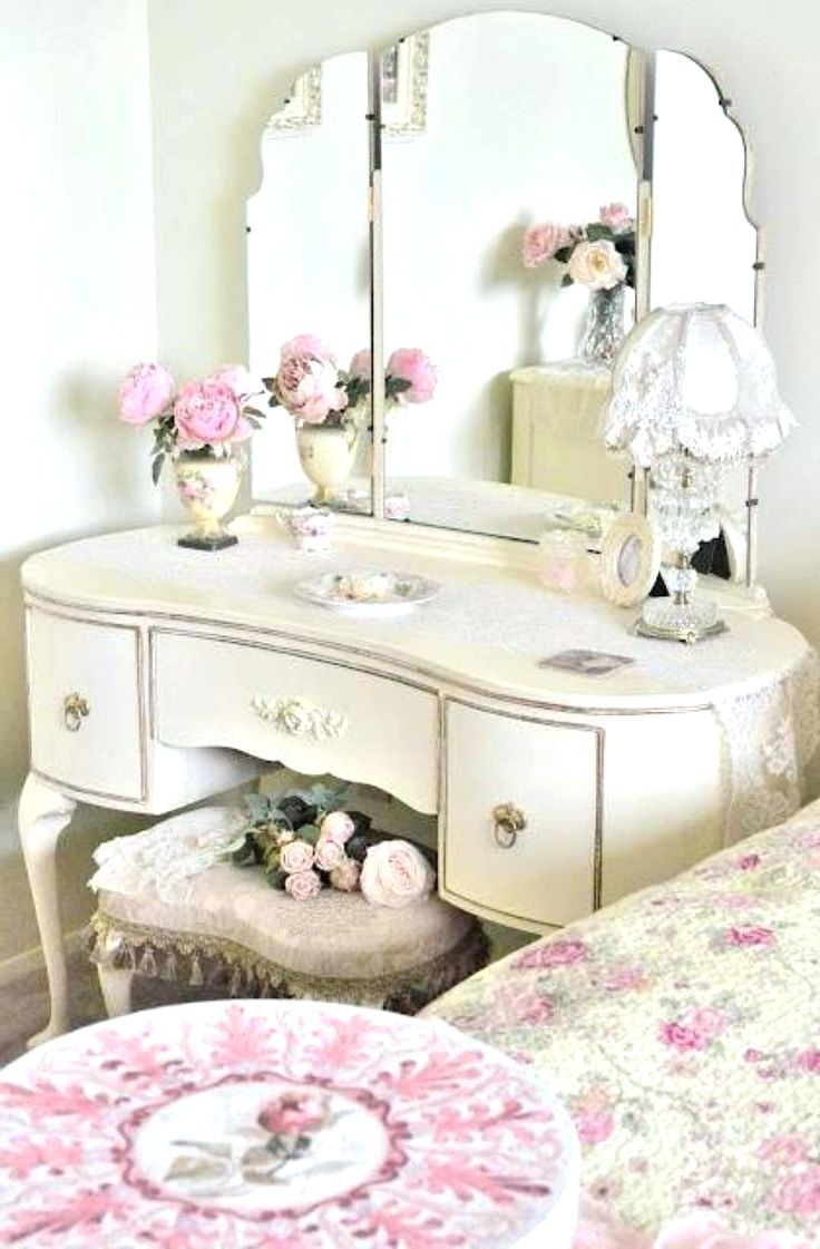 3 Mirror Vanity Set | Mirrored Vanity Set | Makeup Vanity Sale