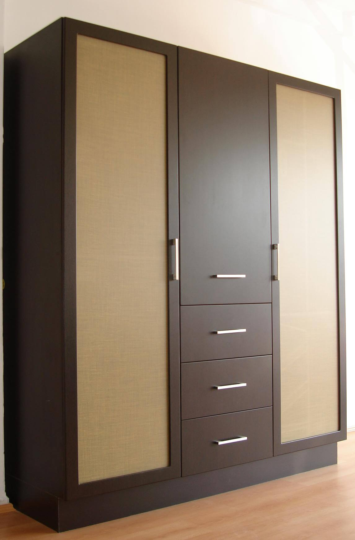 Armoire Storage Cabinet | Free Standing Closet Wardrobe | White Armoire Wardrobe Bedroom Furniture