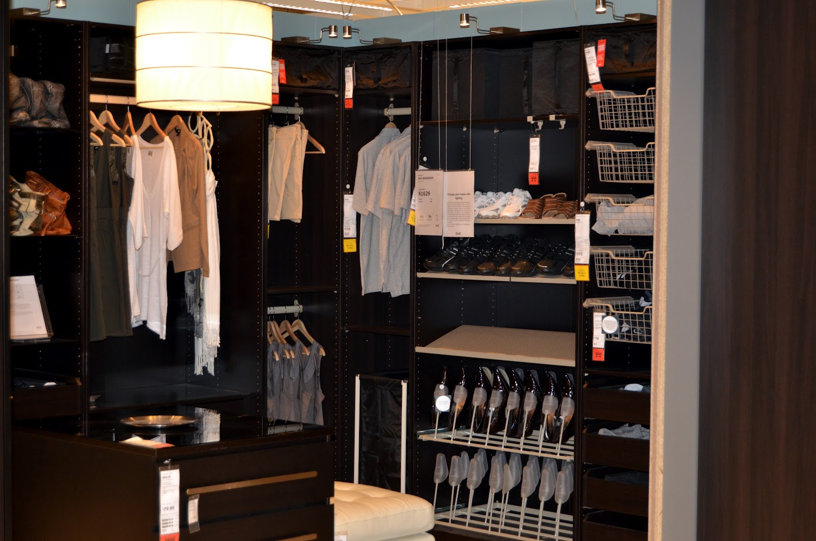 Storage Ikea Closet Storage For Your Clothes Storage Design Ideas  # Tour Dvd Ikea