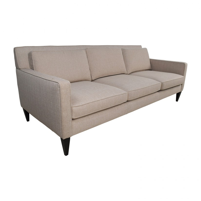 Axis Couch | Crate And Barrel Couch | Crate And Barrel Axis Sofa