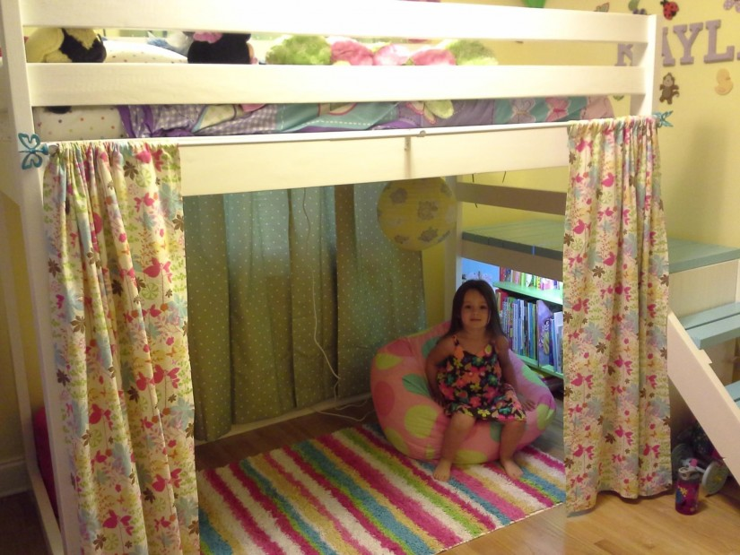 Bed Tents For Bunk Beds | Bunk Bed Curtains | Canopy For Bunk Bed
