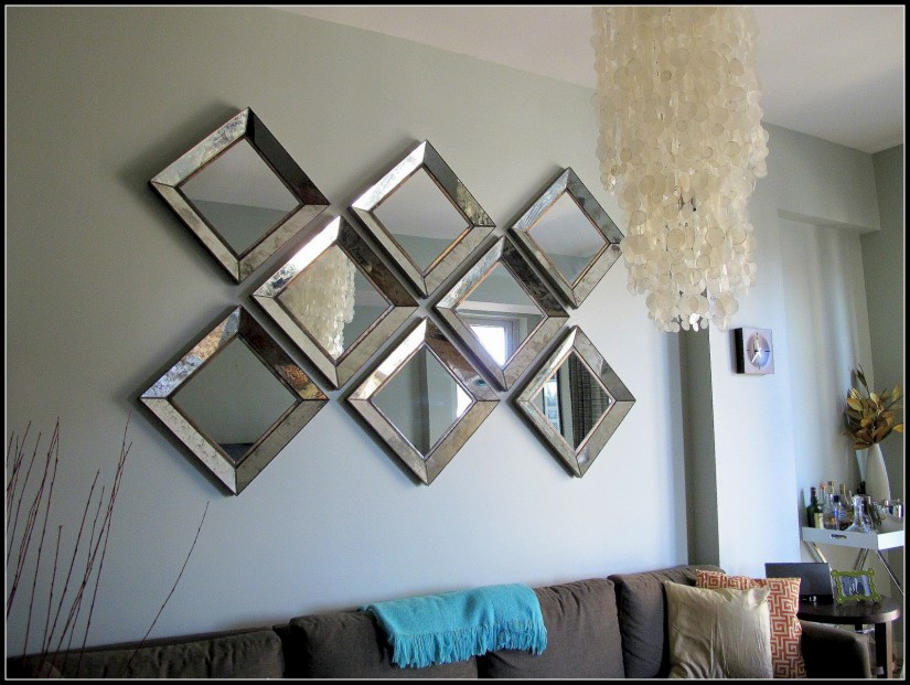Beehive Mirror | Wall Art Dubai | Crate And Barrel Mirrors