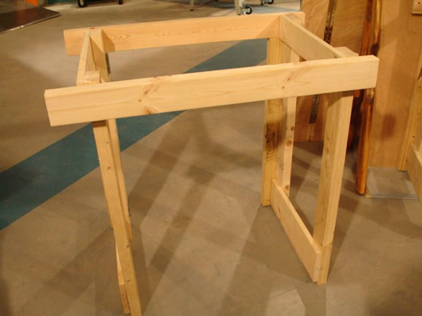 Bench Solution Folding Workbench | Wall Mounted Folding Workbench | Fold Down Workbench
