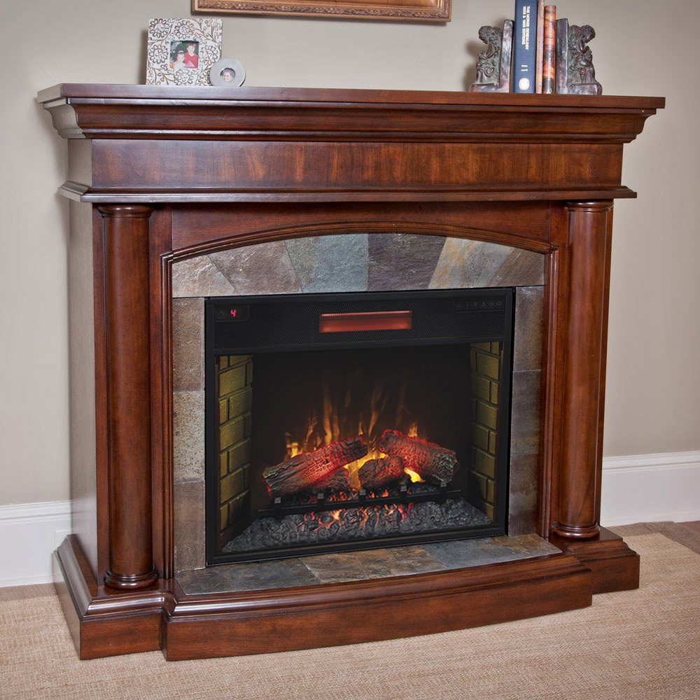 Black Fireplace Mantel Shelf | Mantel Kits Lowes | Lowes Fireplace Mantel
