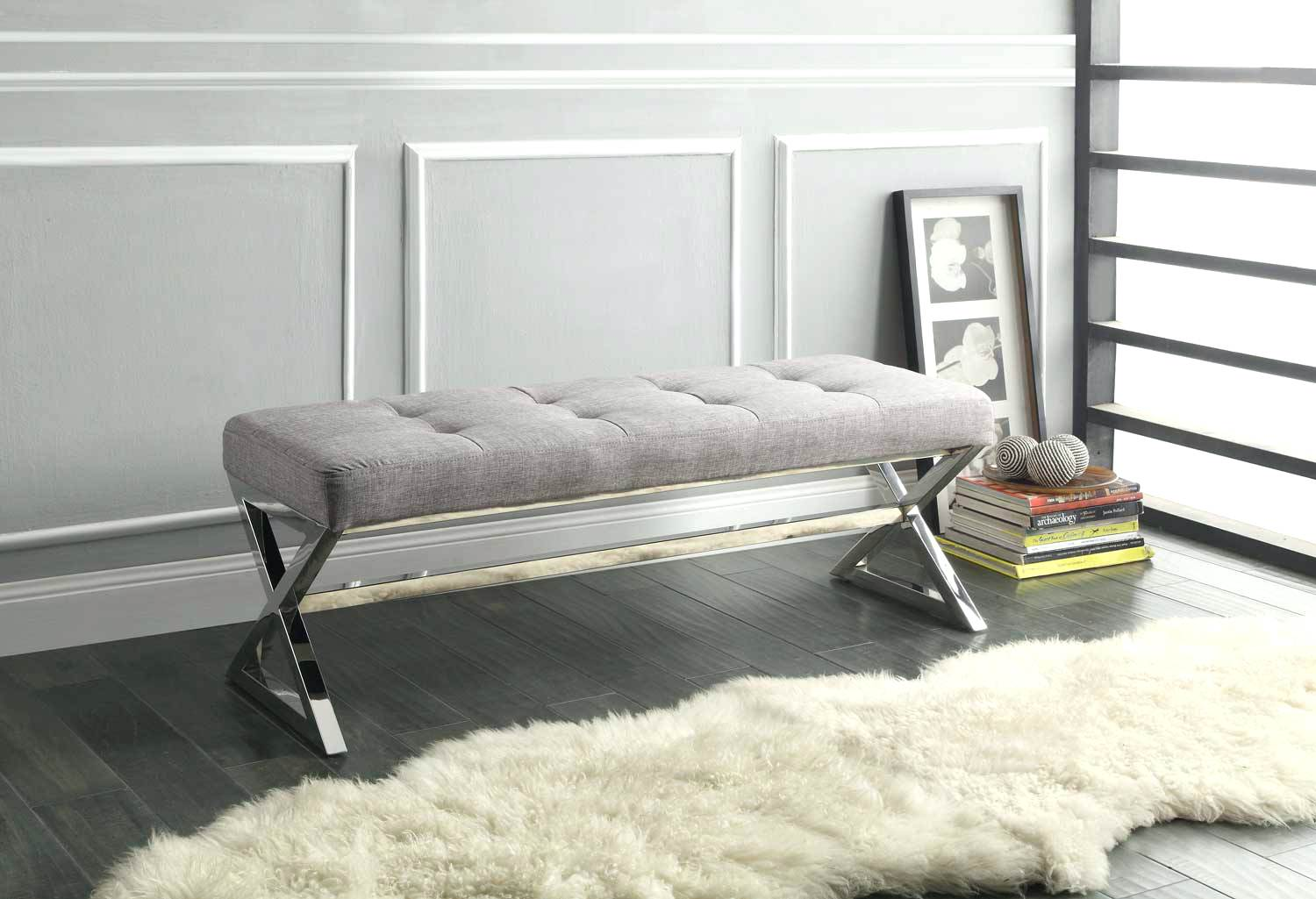 Furniture: West Elm Ottoman For Modern Coffee Table Design ...