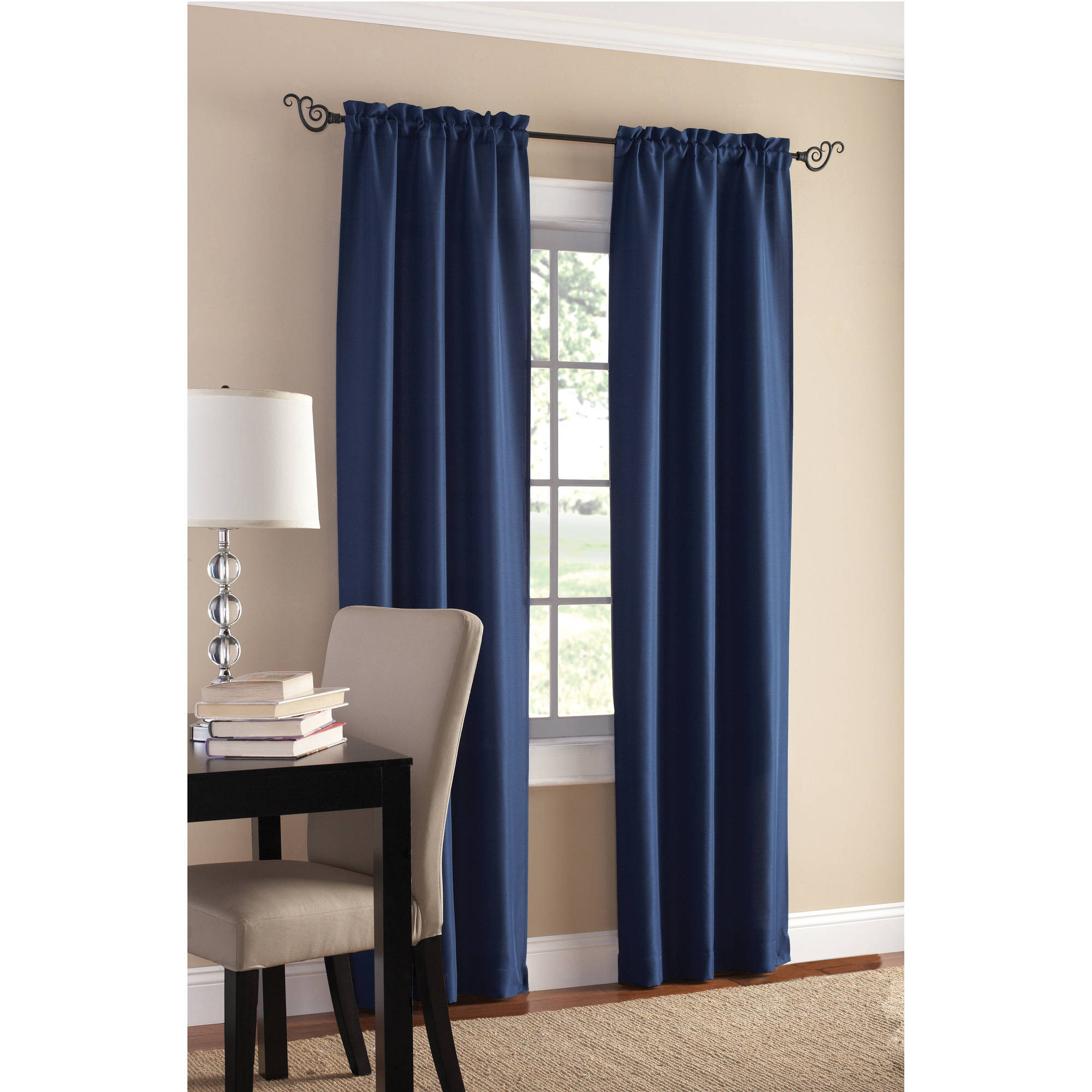 Cheap Blackout Curtains for Inspiring Home Decorating Ideas: Blackout Curtain Panels | Cheap Blackout Curtains | Blackout Curtains Clearance