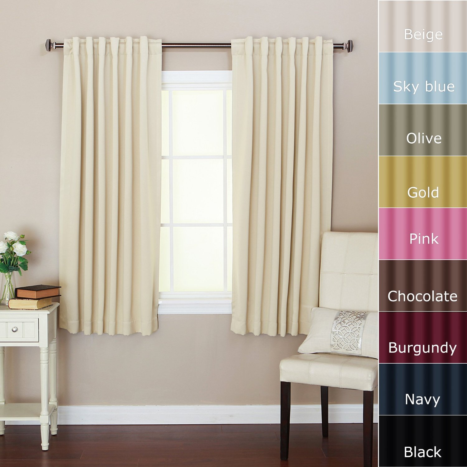 Cheap Blackout Curtains for Inspiring Home Decorating Ideas: Blackout Curtains Cheap | Curtains Blockout | Cheap Blackout Curtains