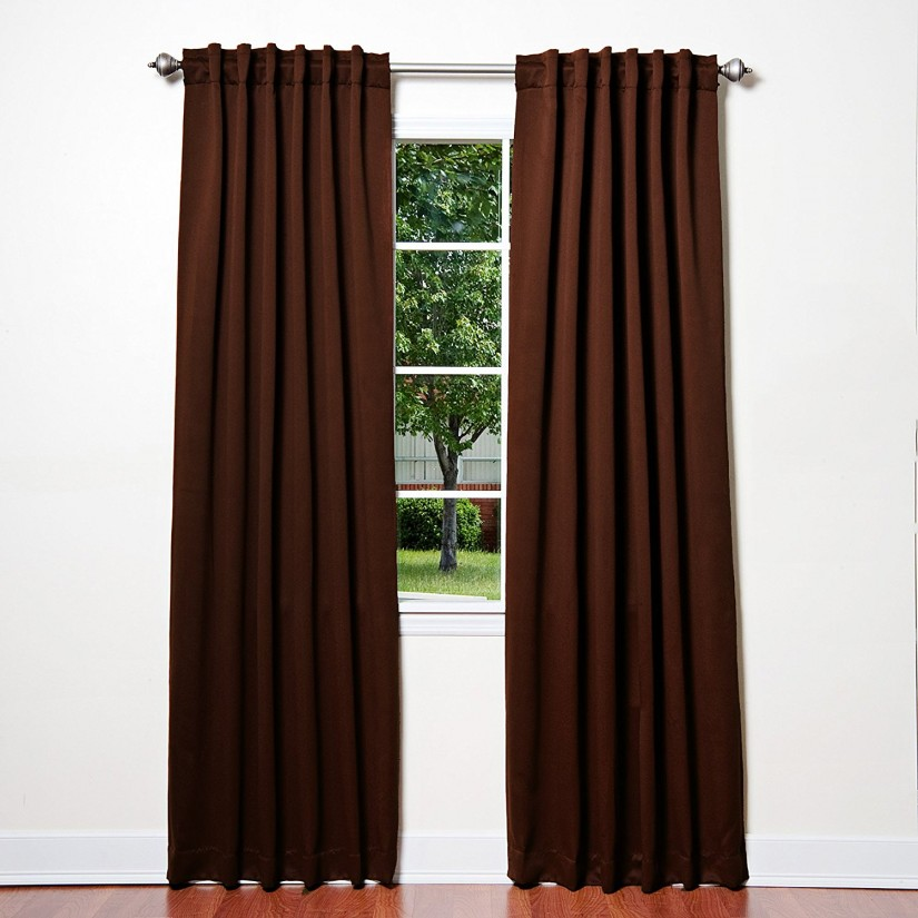 Blackout Curtains Short | Cheap Blackout Curtains | Light Blocking Window Panels