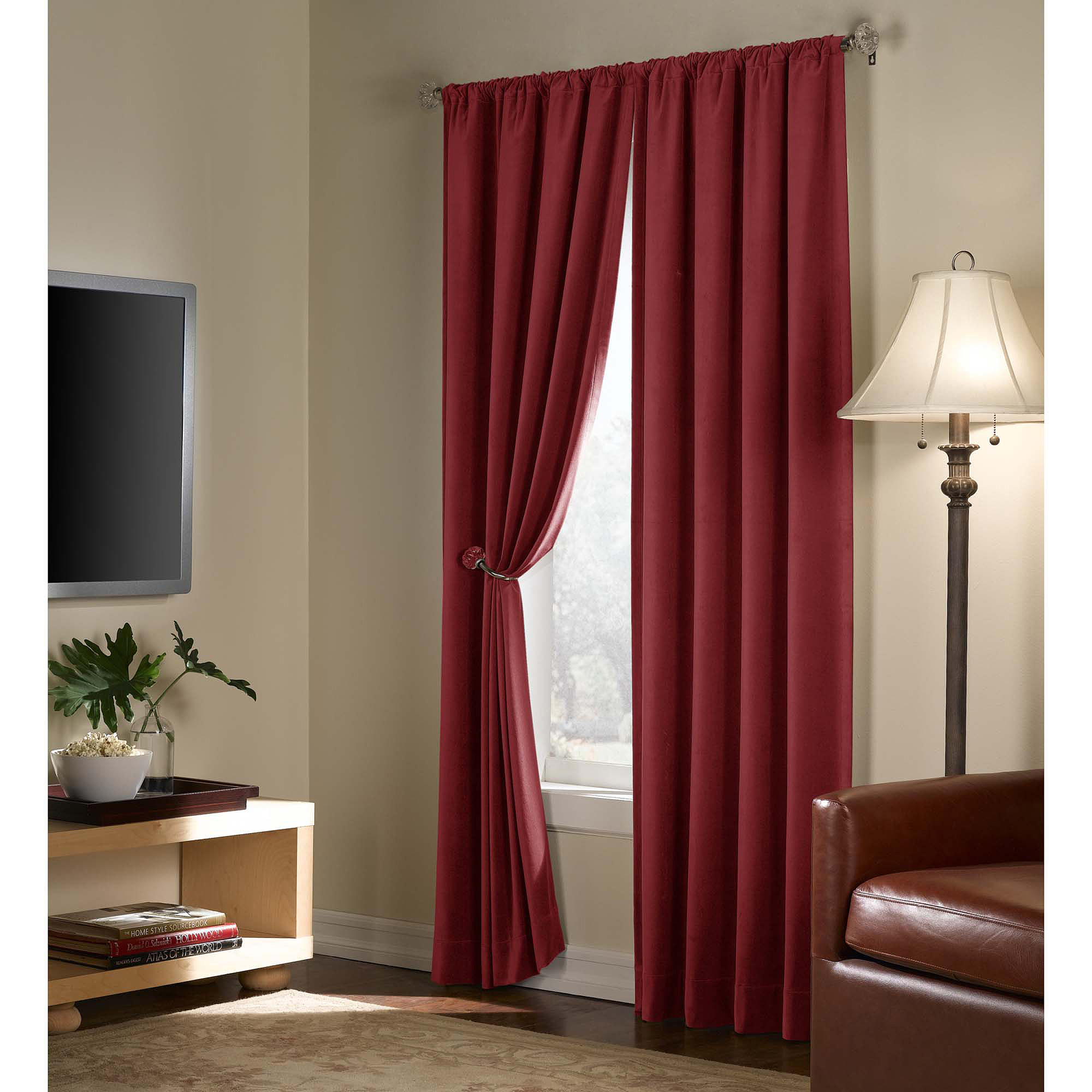Blackout Curtains Thermal | Burgundy Blackout Curtains | Cheap Blackout Curtains