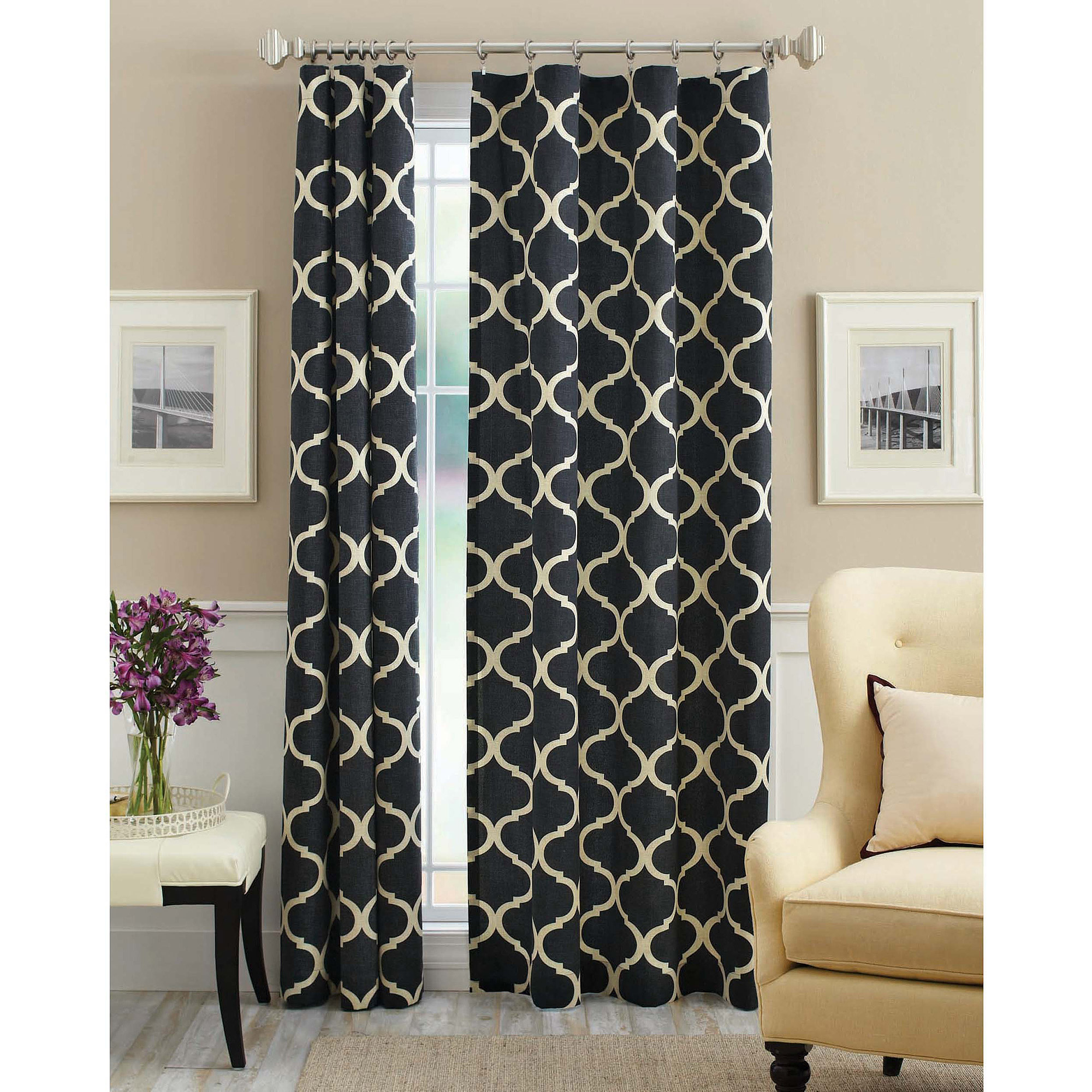 Blackout Curtains Thermal | White Darkening Curtains | Cheap Blackout Curtains