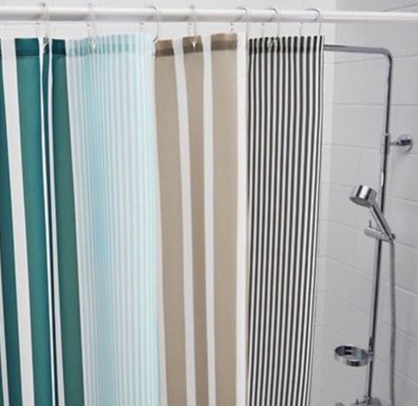 Boys Shower Curtains | Ikea Shower Curtain | Clear Pvc Shower Curtain