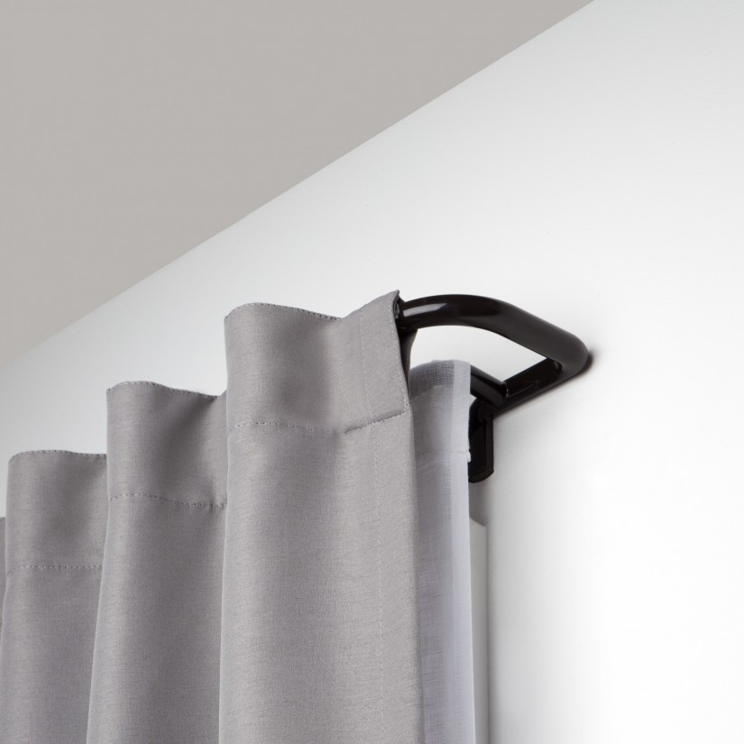 Bronze Curtain Rods | Pewter Curtain Rods | 120 Curtain Rod